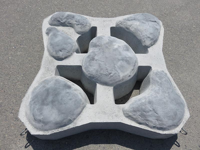 環境保全型張ブロック(ビオグリーン)